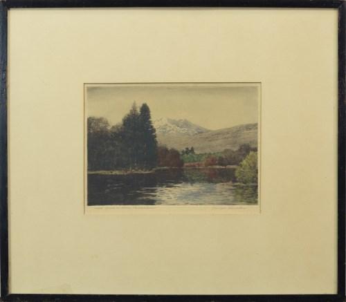 Lot 38-GEORGE HOUSTON RSA RSW (SCOTTISH 1869 - 1947),...