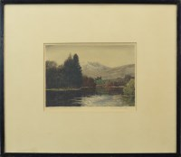 Lot 38-GEORGE HOUSTON RSA RSW (SCOTTISH 1869 - 1947),...