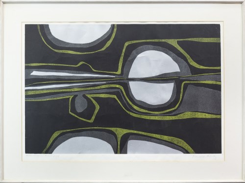 Lot 53-* RONALD KING (BRITISH), UNTITLED artist's proof, ...