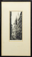 Lot 64-K VERNON, ST PAUL'S FROM WATLING STREET; and...