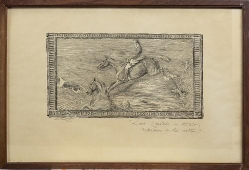 Lot 71-GEORGE ALGERNOON FOTHERGILL (BRITISH 1868 - 1945),...