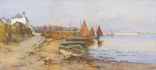 Lot 140-JOSEPH HUGHES CLAYTON (BRITISH exh 1891 -...