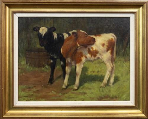 Lot 217 - * WILLIAM BARR (SCOTTISH 1867 - 1933), STUDY...