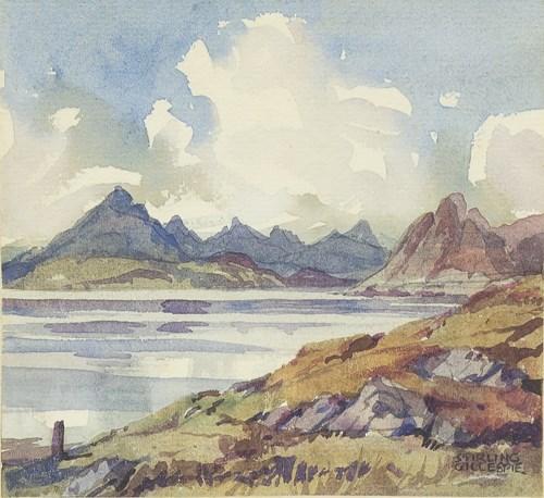Lot 245 - * STIRLING GILLESPIE (SCOTTISH 1908 - 1993),...