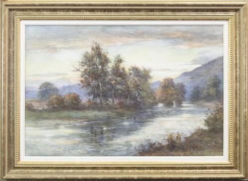Lot 257 - JAMES SCOTT KINNEAR (SCOTTISH 1846 - 1917),...