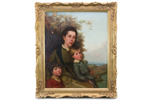 Lot 260 - JAMES CAMPBELL NOBLE (SCOTTISH 1845 - 1913),...