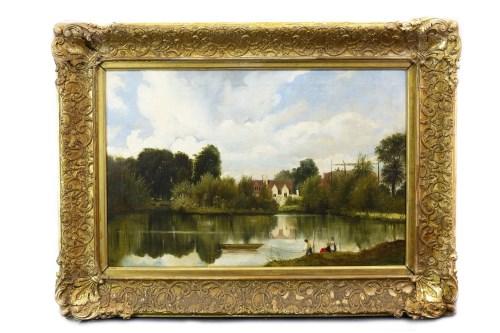 Lot 383 - THOMAS CHURCHYARD (BRITISH 1798 - 1865),...