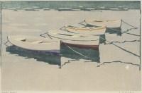 Lot 387 - SYLVAN G BOXSIUS (BRITISH 1878 - 1941), WHITE...