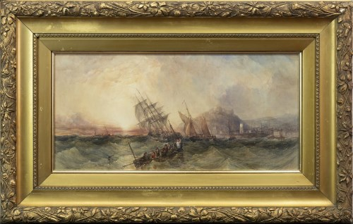 Lot 389 - WILLIAM ANSLOW THORNLEY (ENGLISH a 1857 -...