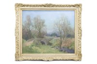 Lot 208-* WILLIAM WRIGHT CAMPBELL (SCOTTISH 1913 - 1992), ...