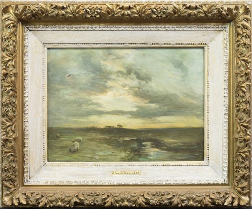Lot 210-SIR JAMES LAWTON WINGATE (SCOTTISH 1846 - 1924),...
