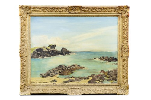 Lot 214-H S MCDONALD (SCOTTISH 20TH CENTURY),...
