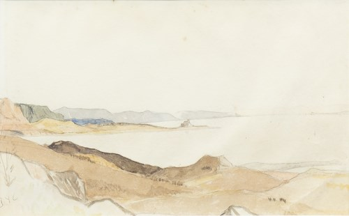Lot 234-SIR DAVID YOUNG CAMERON RA RSA (SCOTTISH 1865 -...