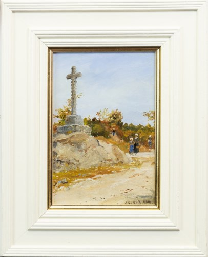 Lot 235-* JOHN GUTHRIE SPENCE SMITH R.S.A. (SCOTTISH 1880 ...
