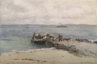 Lot 244-ROBERT WEIR ALLAN RSW RWS NEAC (SCOTTISH 1852 -...
