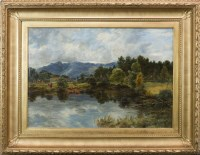 Lot 289-JAMES FAED (1821 - 1911), RIVER BALVAIG,...