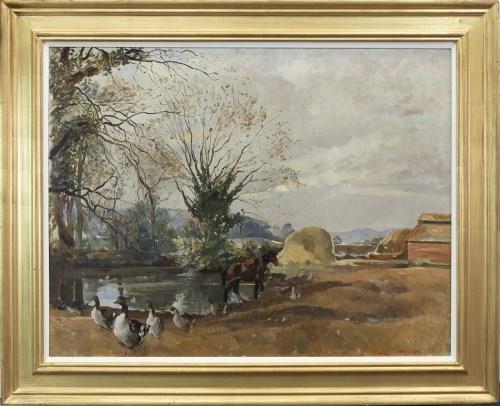 Lot 388-* PHILIP CONNARD CVO RA (BRITISH 1875 - 1958),...