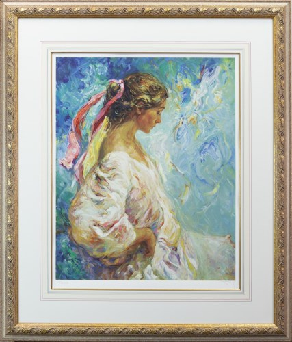 Lot 2-* JOSE ROYO (SPANISH b 1945), ENTRE ANZULES...