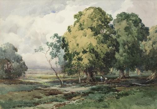 Lot 66-CHARLES HARRINGTON (BRITISH 1865 - 1943), NEAR...