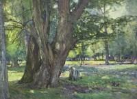 Lot 103-GIFFARD HOCART LENFESTY (BRITISH 1872 - 1943),...