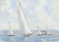 Lot 167-ROBERT CLOUSTON YOUNG RSW (SCOTTISH 1860 - 1929), ...