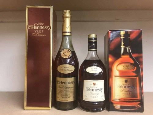 Lot 6-HENNESSY VSOP 68cl, 40% volume, in carton....