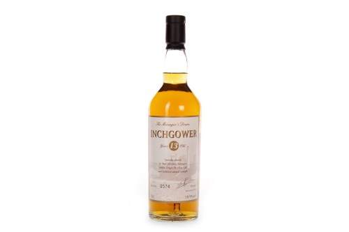 Lot 1004-INCHGOWER THE MANAGER'S DRAM 13 YEARS OLD Active. ...