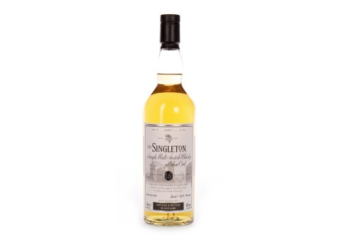 Lot 1010-SINGLETON OF GLEN ORD THE MANAGER'S DRAM AGED 16...