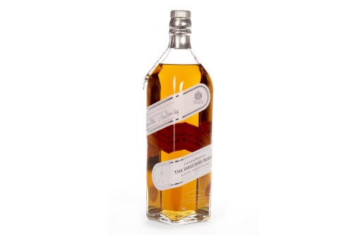 Lot 1012-JOHNNIE WALKER DIRECTORS BLEND 2013 Blended...