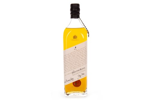 Lot 1013-JOHNNIE WALKER DIRECTORS BLEND 2012 Blended...