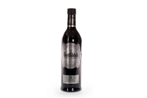 Lot 1022-GLENFIDDICH CAORAN RESERVE AGED 12 YEARS Active....