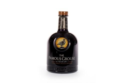 Lot 1023-FAMOUS GROUSE LIQUEUR Whisky Liqueur. 70cl, 35%...
