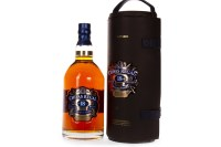 Lot 1024-CHIVAS REGAL AGED 18 YEARS - 1.75 LITRES Blended...