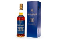 Lot 1049-MACALLAN 30 YEARS OLD SHERRY OAK Active....