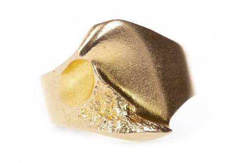 Lot 120-LAPPONIA OF FINLAND 1960S DRESS RING the abstract ...