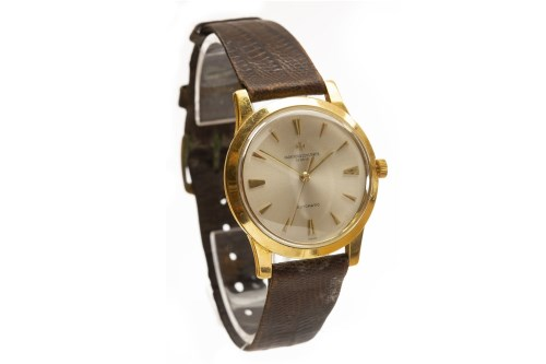 Lot 762-GENTLEMAN'S VACHERON CONSTANTIN GENEVE EIGHTEEN...