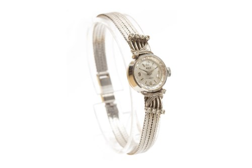 Lot 800-LADY'S ROX MANUAL WIND COCKTAIL WATCH 1960s,...