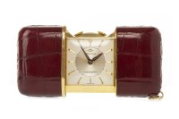 Lot 806-MID TWENTIETH CENTURY MOVADO PURSE WATCH the...