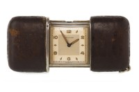 Lot 808-MID TWENTIETH CENTURY MOVADO PURSE WATCH the...