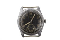 Lot 813-GENTLEMAN'S MILITARY ISSUE BUREN CHROME MANUAL...
