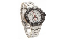Lot 833-GENTLEMAN'S TAG HEUER FORMULA 1 STAINLESS STEEL...