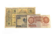 Lot 503-THE NORTH OF SCOTLAND BANK LIMITED £5 FIVE...