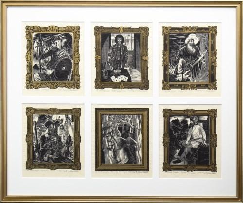 Lot 39-* G W LENNOX PATERSON (1915 - 1986), THE DEVIL'S...