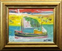 Lot 186 - * JOHN BELLANY CBE RA HRSA (SCOTTISH 1942 -...