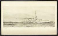Lot 4-WILLIAM LIONEL WYLLIE RA RE (BRITISH 1851 - 1931),...