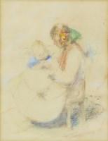 Lot 36-JULIA BEATRICE HOW (BRITISH 1867 - 1932),...