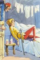Lot 37-* ALBERT ERNEST KENNEDY (ENGLISH 1883 - 1963), J. ...