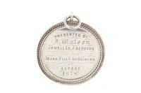 Lot 1650-VICTORIAN SCOTTISH PROVINCIAL SILVER FARMING...