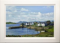 Lot 15-* HUBERT J SQUIRES, PIER COTTAGE, APPLECROSS,...