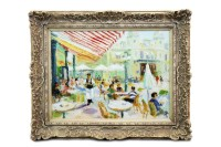 Lot 53-* JOHN ROSS, CAFE DE PARIS AND CASINO MONTE CARLO ...